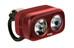 Knog Blinder Outdoor 250 Frontlicht weiße LED ruby